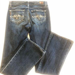 Paige Demin, Hollywood Hills Bootcut, Size 27